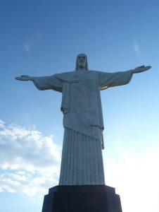 Christo-Statue aus Rio